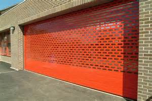 Punched Roller Shutters