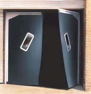 Talk ... & Crash Doors - Industrial Door Specialists