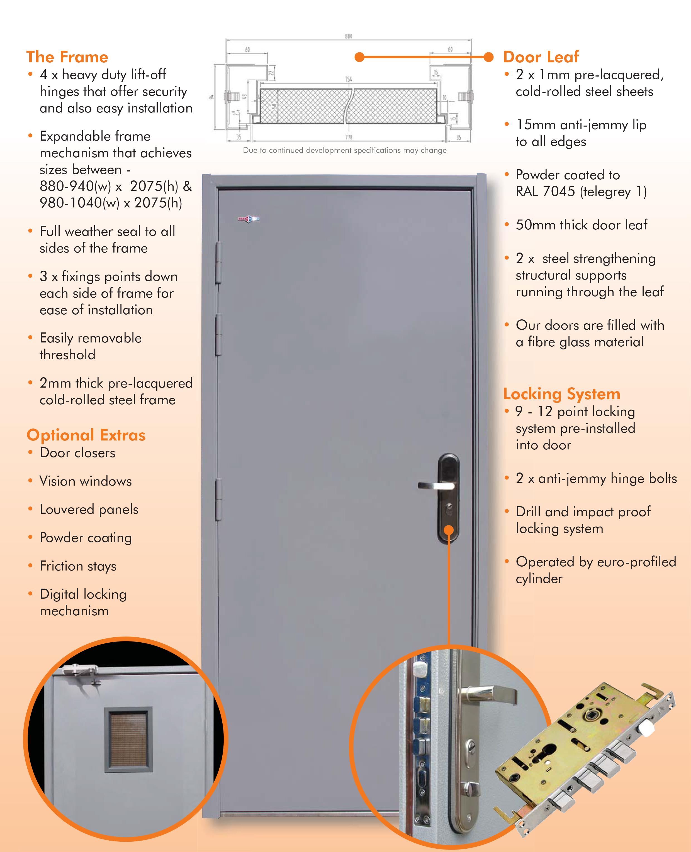 Standard Door.indd