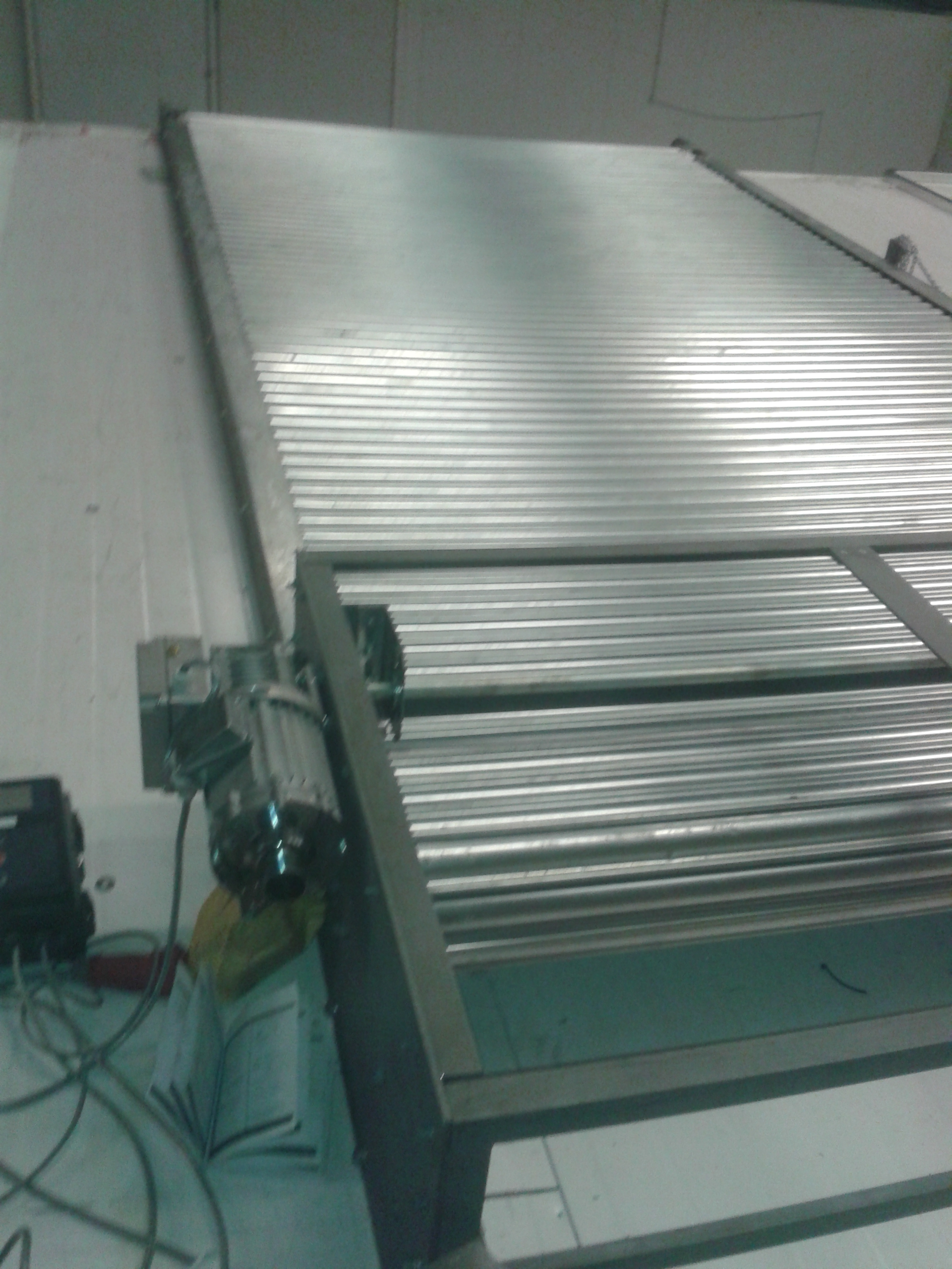 Brett Martin Horizontal Roller Shutter Feb 15 Industrial