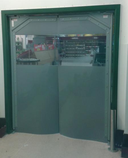 Crash Doors Industrial Door Specialists