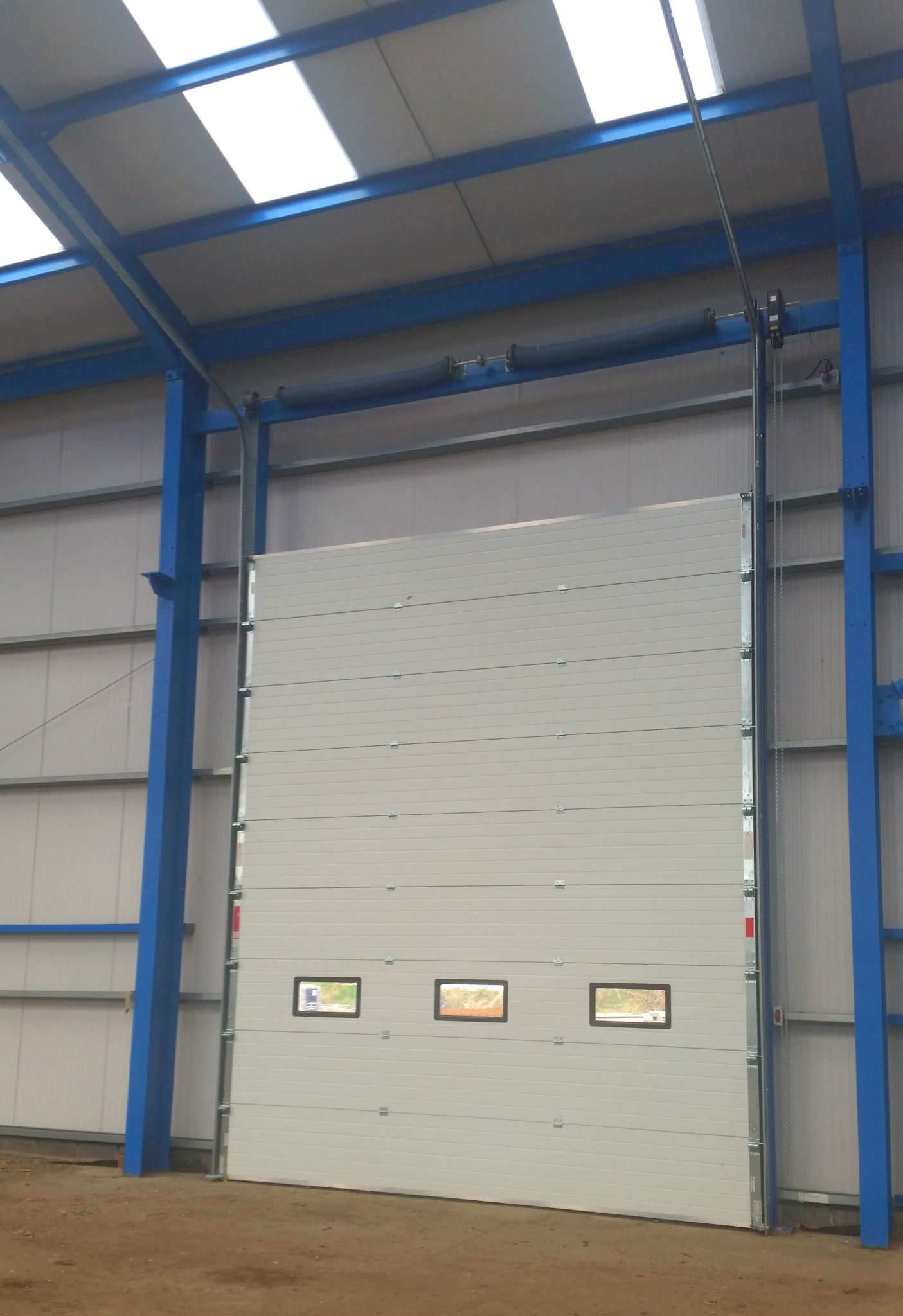 Ballyvesey Investments Pencro Industrial Door Specialists