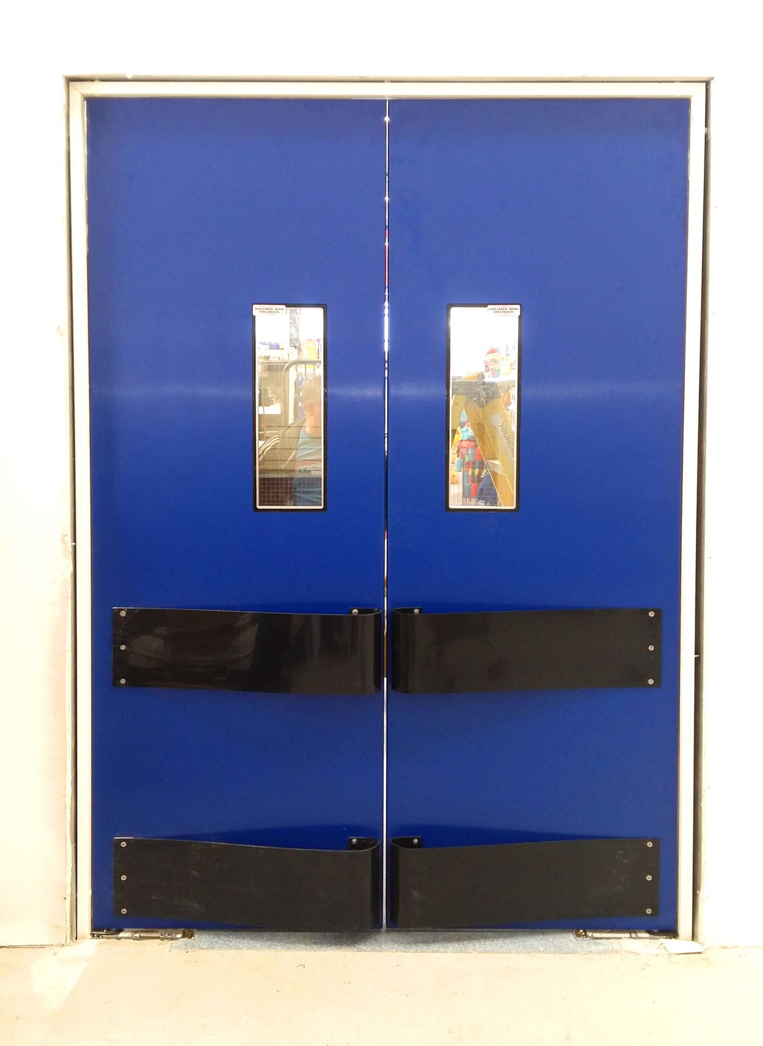 Fire Door Crash Doors Industrial Door Specialists