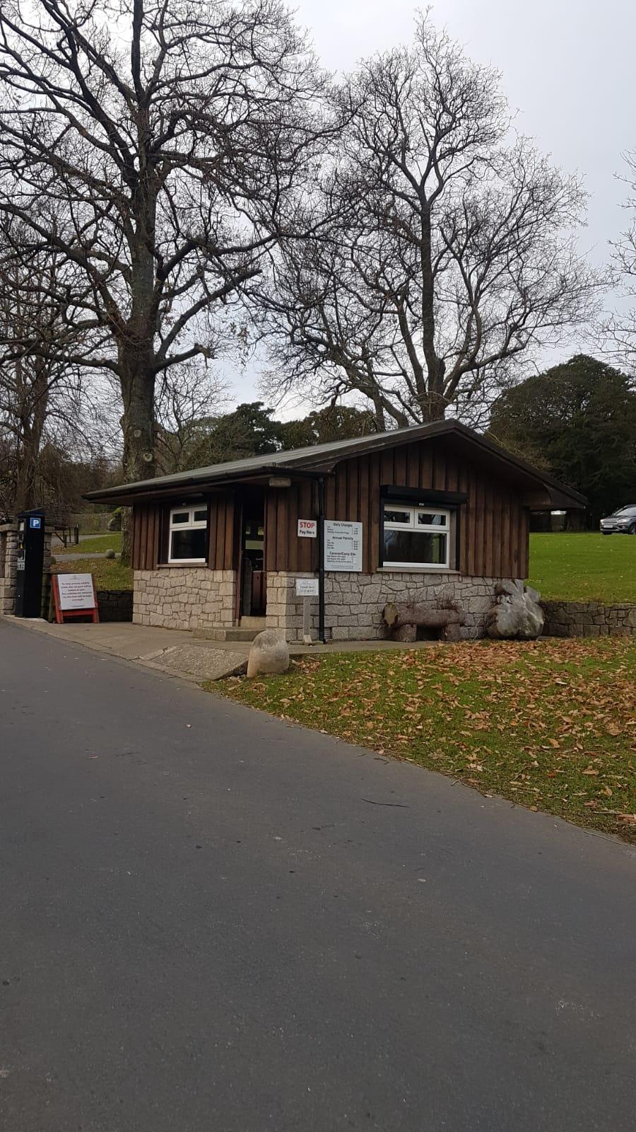 Tollymore Forest Park Industrial Door Specialists